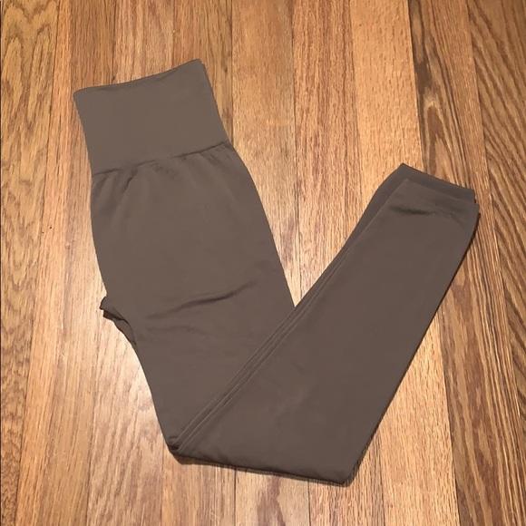 new directions Pants - Fleece leggings